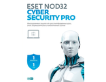 ESET NOD32 Cyber Security Pro - лицензия на 1 год на 1 Mac OS ( электронная лицензия, NOD32-CSP-NS(EKEY)-1-1 )