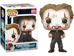 Купить Фигурку Funko POP! Vinyl: IT 2: Pennywise Meltdown 45658