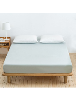 Простыня натяжная Xiaomi Everynight Antibacterial Mattress Cover 150*200см