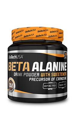 Biotech USA Beta Alanine со вкусом COLA
