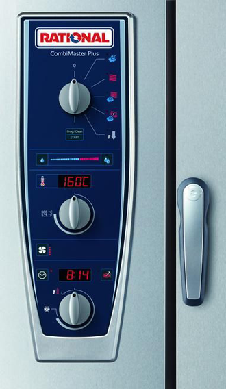 ПАРОКОНВЕКТОМАТ RATIONAL COMBI MASTER® PLUS 61 B611100.01.202