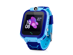 Фото Smart Baby Watch Wonlex GW600s голубой