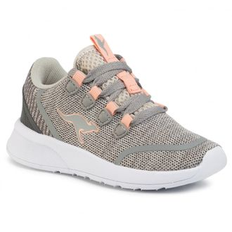 Кросівки KANGAROOS Kf Lock 18318 000 2075 Vapor Grey/Dusty Rose 1