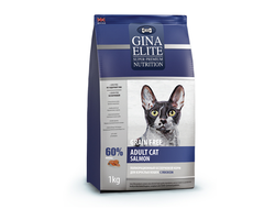 GINA ELITE Grain Free Adult Cat Salmon