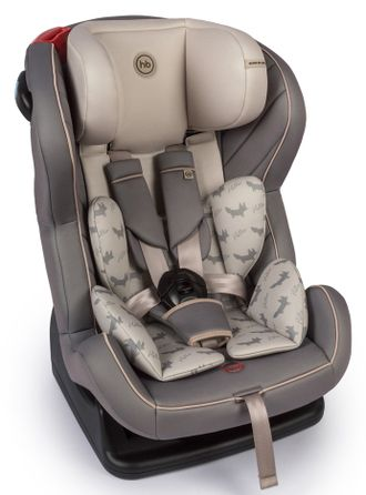 Happy Baby Passenger V2 Gray (модификация 3)