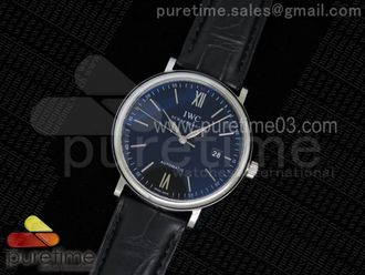 Portofino Automatic Black