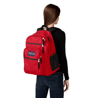 Рюкзак Jansport Big Student High Risk Red