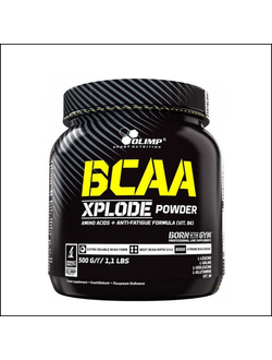 BCAA Olimp BCAA Xplode powder 500 g