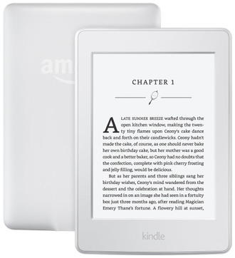 Электронная книга Amazon Kindle Paperwhite 2016 SO (белая)