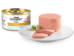 Консервы паштет для кошек с тунцом , Gold Mousse with Tuna 85 г