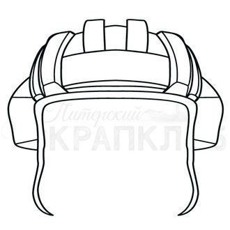 рисунок танкиста в шлеме самые интересные обсуждаемые