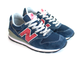 Кроссовки New Balance 996 Blue/Red сетка