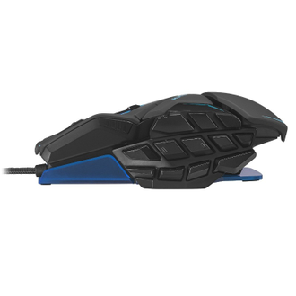 Мышь Mad Catz M.M.O. TE Gaming Mouse Black USB