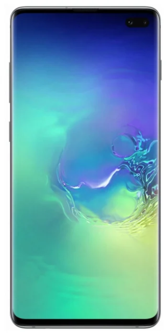 Смартфон Samsung Galaxy S10+ 128GB Аквамарин (green)