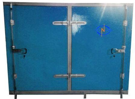 Дизельный передвижной парогенератор в контейнере 300 кг/ч