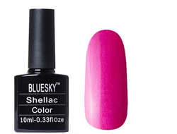 Гель лак Shellac BLUESKY 40578 SULTRY SUNSET 10ml