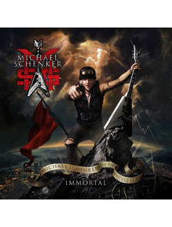 MSG (Michael Schenker Group) - Immortal CD