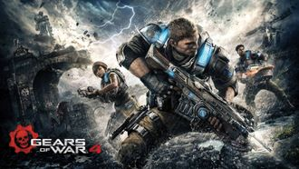 Gears of War 4 (XBOX ONE) (РУССКАЯ ВЕРСИЯ) (11.10.2016 )