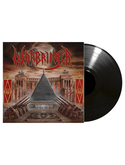 WARBRINGER Woe to the vanquished LP
