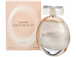 Sheer Beauty Calvin Klein  EDT 100ml женские