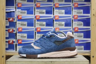 New Balance 998 Blue beige